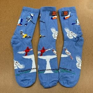 Songbird Socks